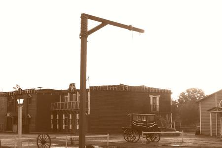 gallow: western village