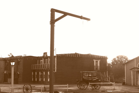 execute: western village