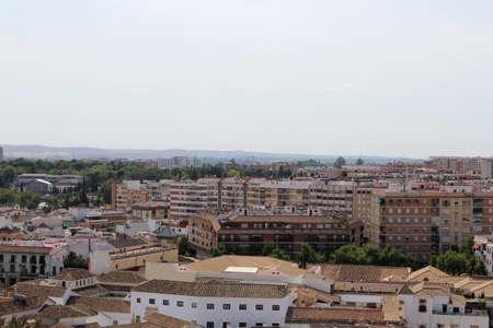 aereal: Cordoba city photo