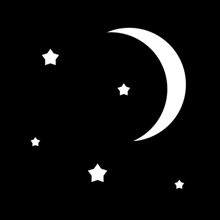 night: night sky