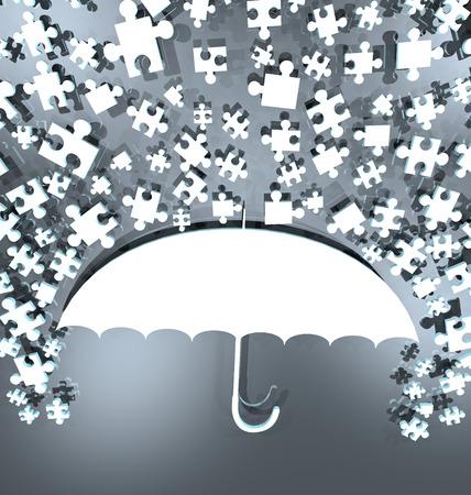 imaginative: imaginative umbrella