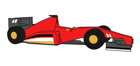 aerodynamic: racing car design