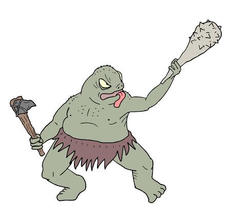 mutant: angry mutant