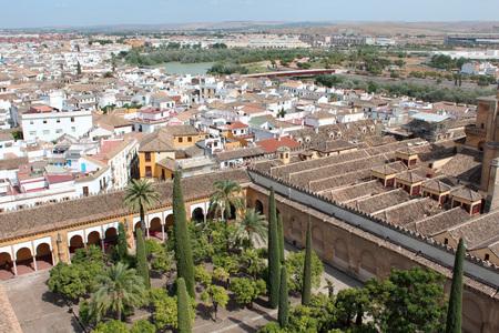 cordoba: Cordoba city detail