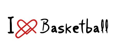 passion play: basketball love icon