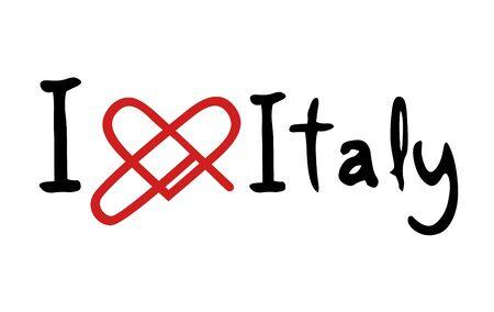 patriots: love Italy icon