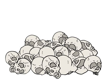 illustration squelette