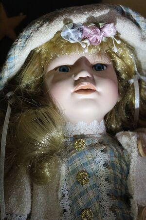 porcelain: porcelain doll