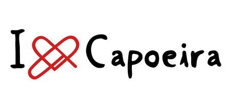 love icon: Capoeira love icon