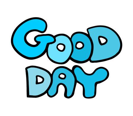 good day: good day symbol