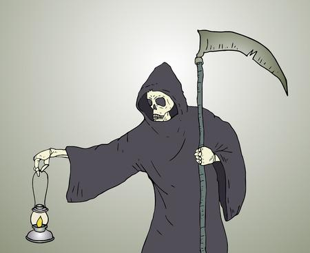 Tote Halloween-Zeichen
