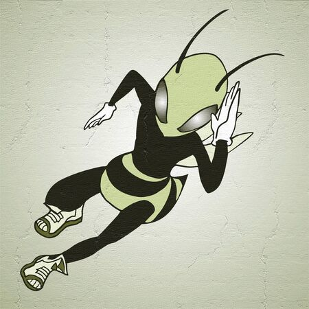 speed: speed runner wasp
