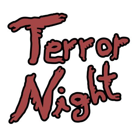 terror: Terror nihgt icon