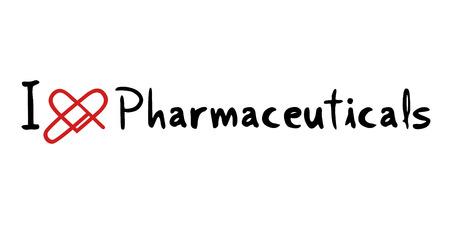 pharmaceuticals: Pharmaceuticals love icon