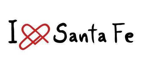 fe: Santa Fe love icon