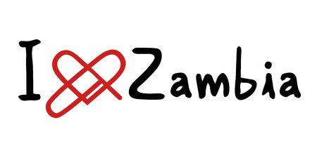 zambia: Zambia love message