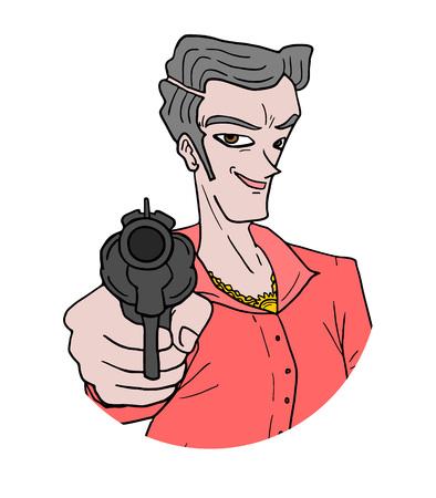 criminal: criminal draw