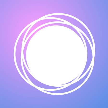original circular abstract: abstract sign