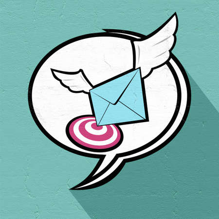email: email icon Stock Photo