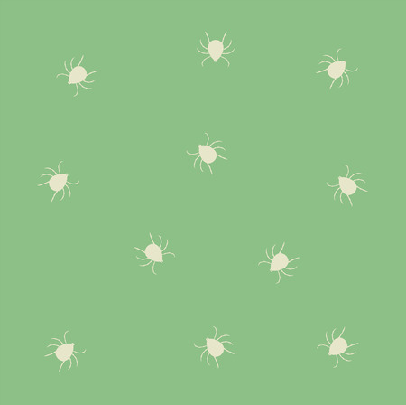 plague: insect pattern