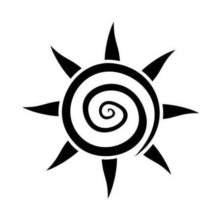 astral: sun icon
