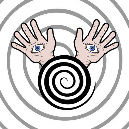 disorient: hypnosis icon
