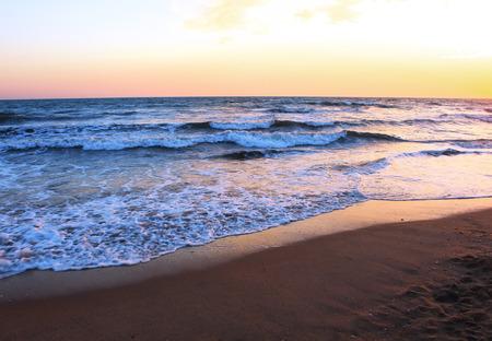 photo: beach photo Stock Photo
