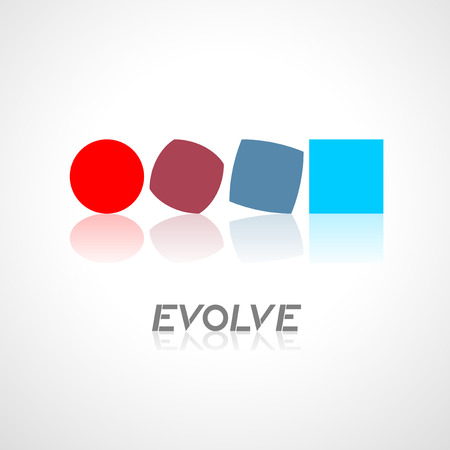 evolve: Evolve illustration