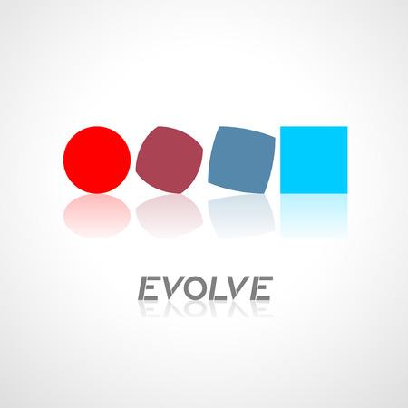 Evolve illustration