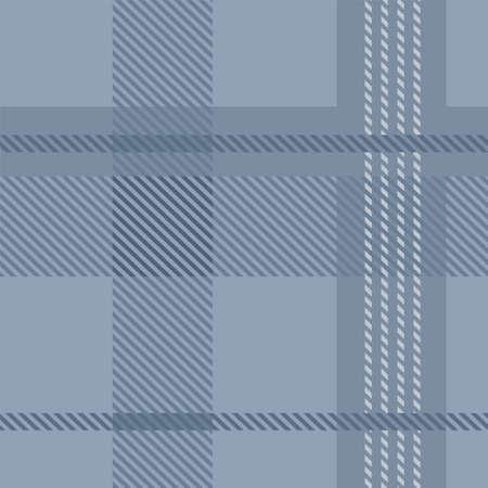 tartan pattern seamless Illustration