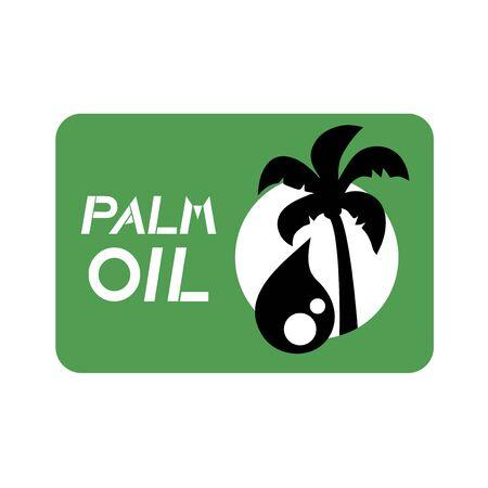 simbolo olio di palma