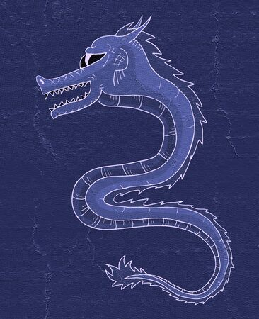blue dragon: blue dragon