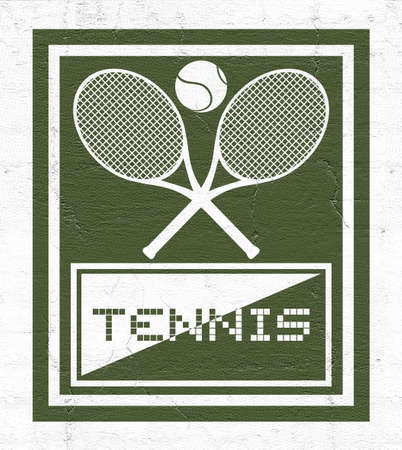 counsel: Tennis sport Stock Photo