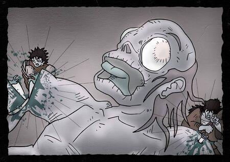 fantasy: nice illustration of fantasy scene