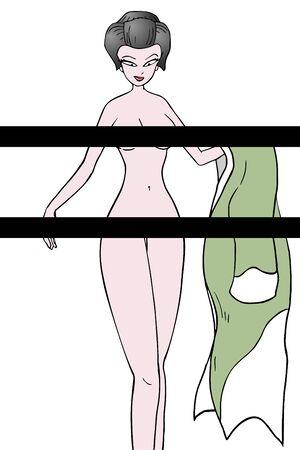 censure: censored symbol