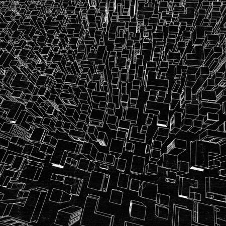solid figure: figure cubo