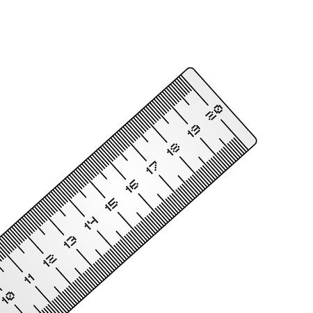 inch: ruler illustration