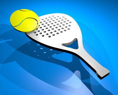 render: render racket