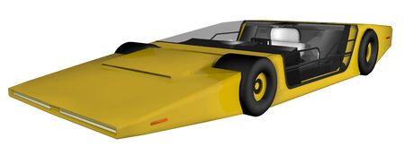 prototype: Future prototype car