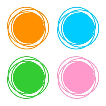 creative: creative circle symbol