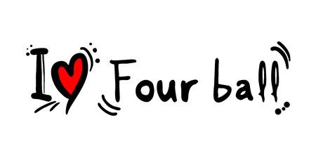 eslogan: lema mensaje de amor