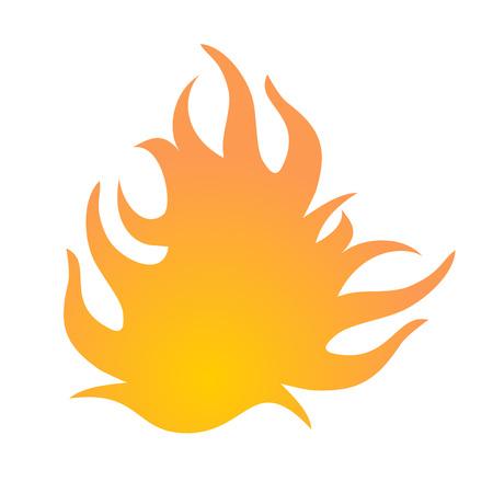 illustration: Fire illustration