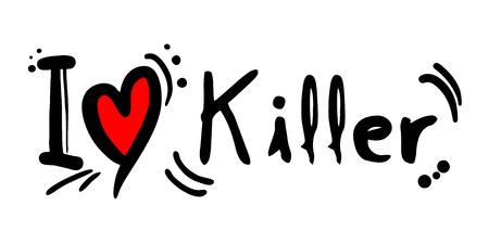 writting: love message slogan