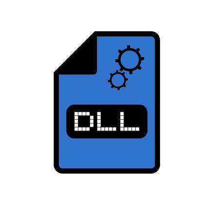 configuration: computer configuration dll file icon