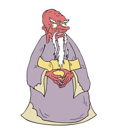 tengu illustration