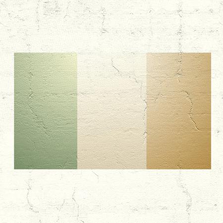 ireland flag: ireland vintage flag