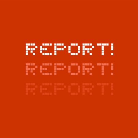report message