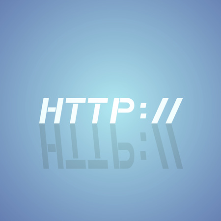 http: HTTP symbol Illustration