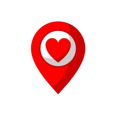 position d amour: symbole de l'amour