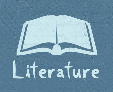 illustration: literature illustration